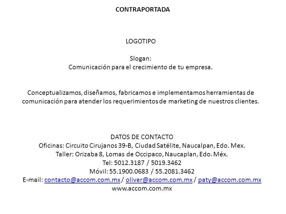 Comunicaci n para el crecimiento de tu empresa ppt Silvia galvan satelite