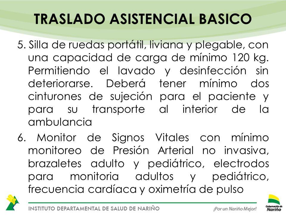 Resolucion 1441de 2013 dotacion ppt descargar - Silla de ruedas de transferencia plegable y portatil ...