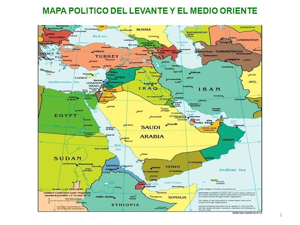 EL ISLAM EN EL LEVANTE Y EL MEDIO ORIENTE ACTUAL  ppt descargar