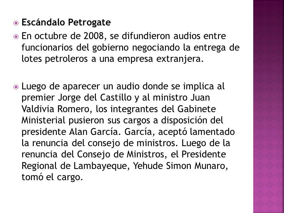 Escándalo Petrogate