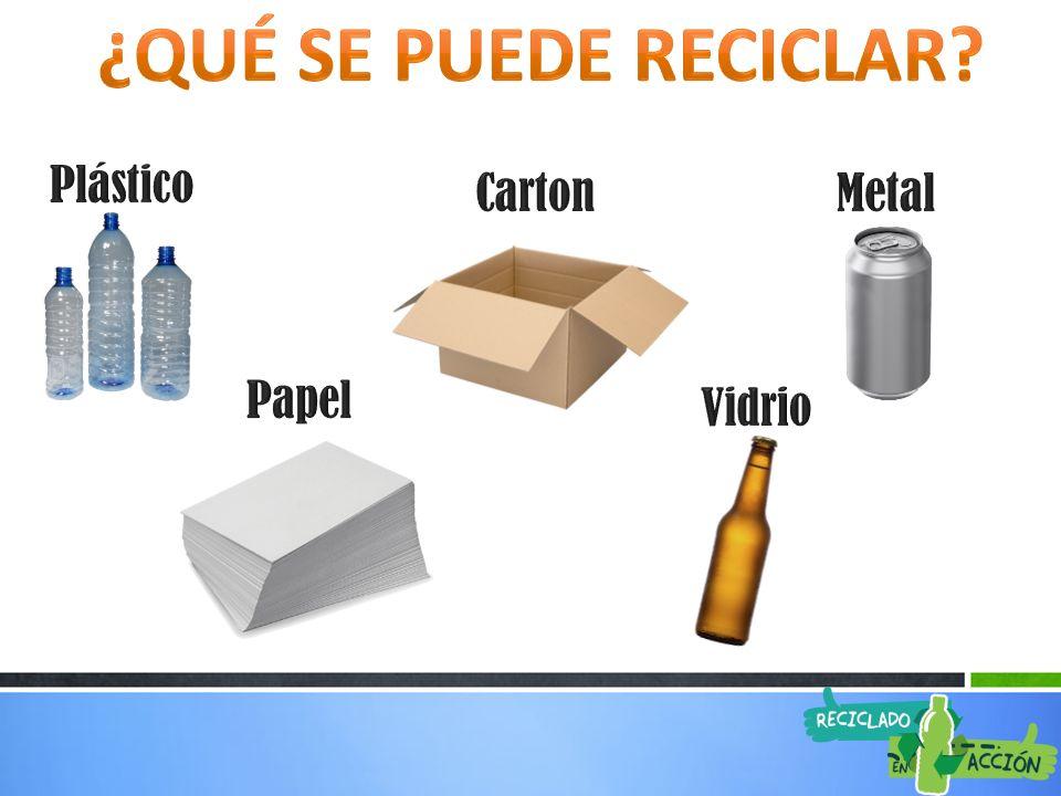 Y si reciclamos trabajo pr ctico ceamse ppt descargar - Papel para vidrios ...