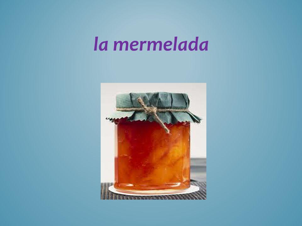 la mermelada