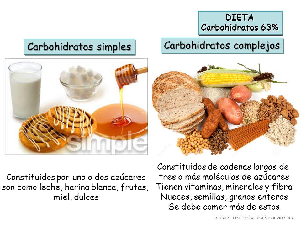 Carbohidratos Simples Y Compuestos Related Keywords