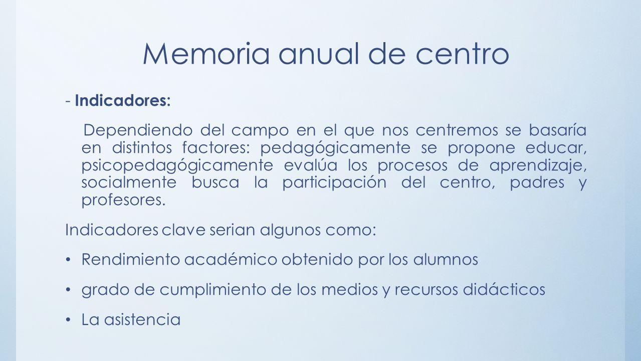 Documentos institucionales ppt descargar for Memoria anual
