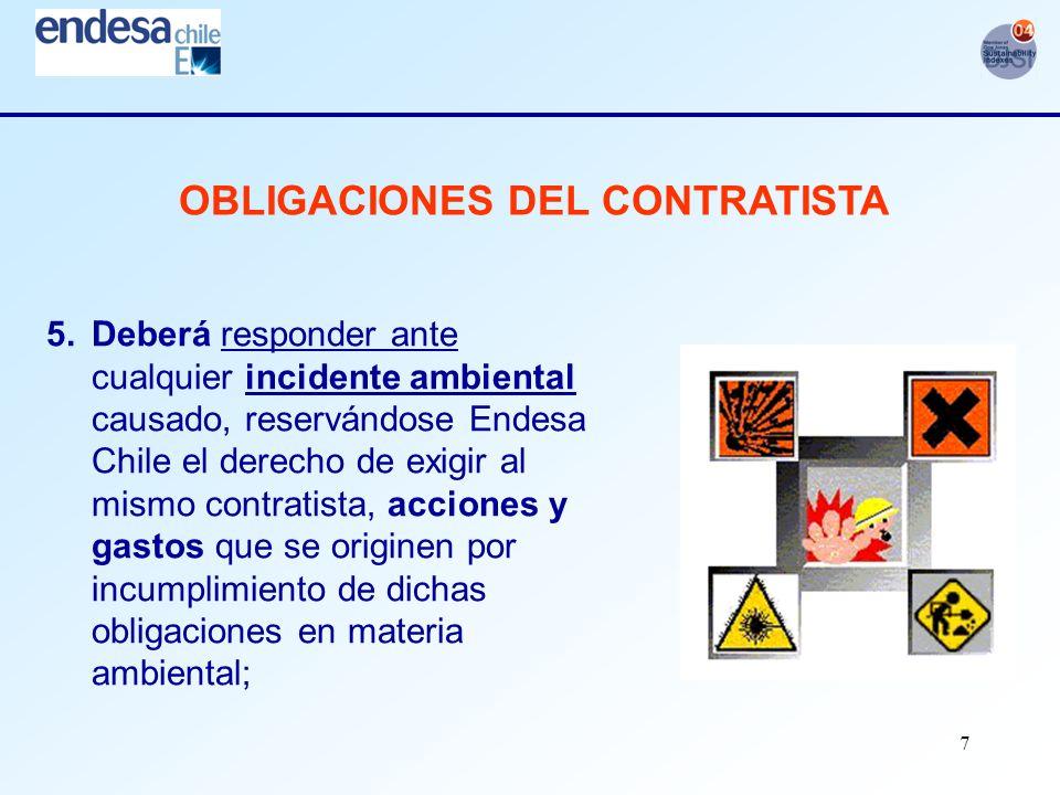 Relaciones con el personal contratista ppt descargar - Que es un contratista ...