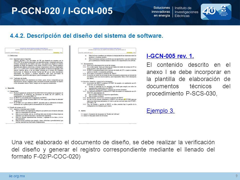 Documentos del Programa de Garantía de Calidad de Software - ppt ...