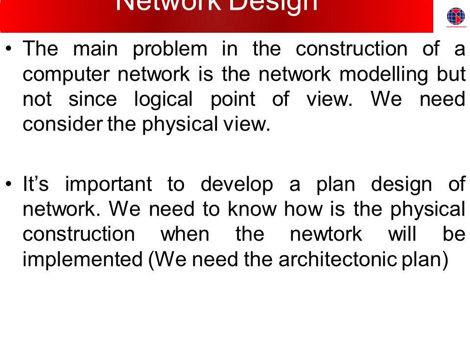 Computer network construction ppt descargar for Computer network planning and design