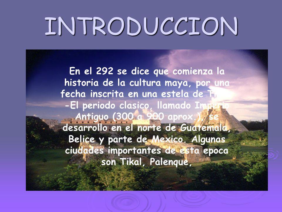 Cultura maya ppt descargar for Informacion de la cultura maya