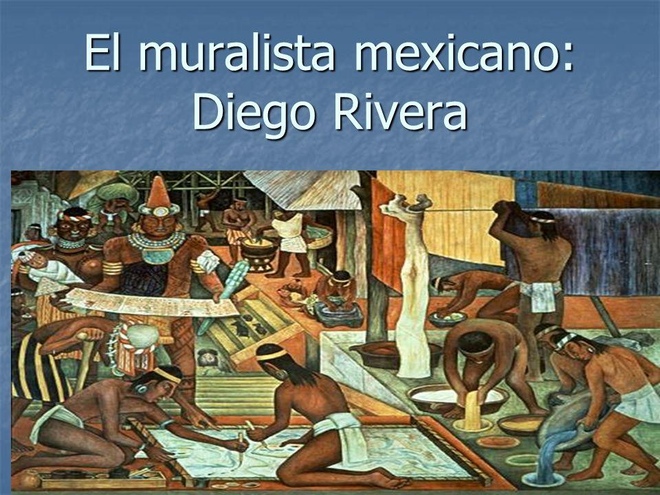 El muralista mexicano diego rivera ppt descargar for El mural pelicula descargar