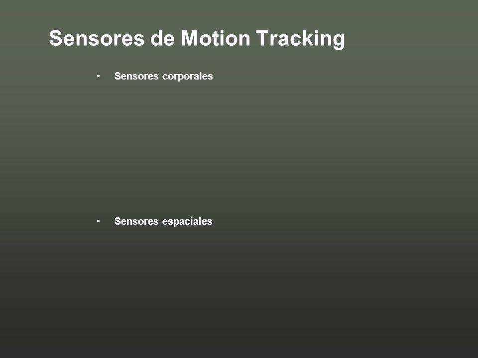 Sensores de Motion Tracking