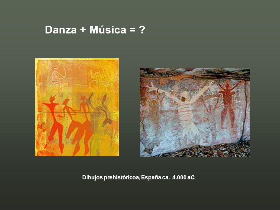 Danza + Música =
