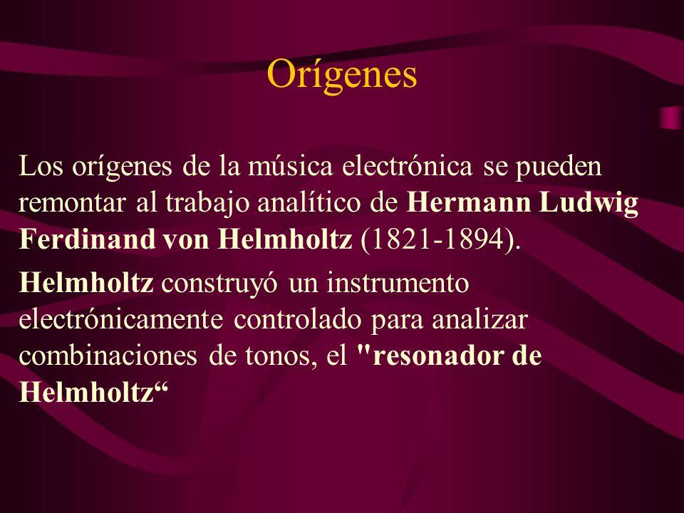 130 Años De Música Electrónica