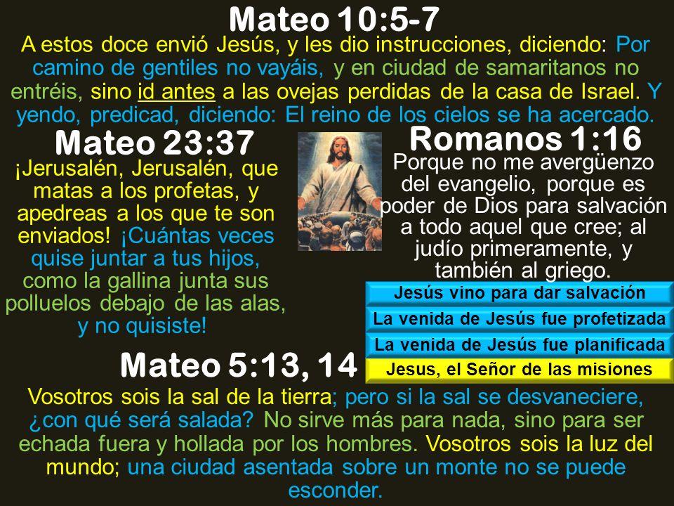 Jesus el senor de las misiones ppt descargar for Fuera de ti nada deseo en la tierra