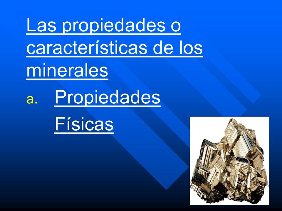 Minerales clasificaci n y propiedades ppt video online for Inmobiliaria o inmobiliaria