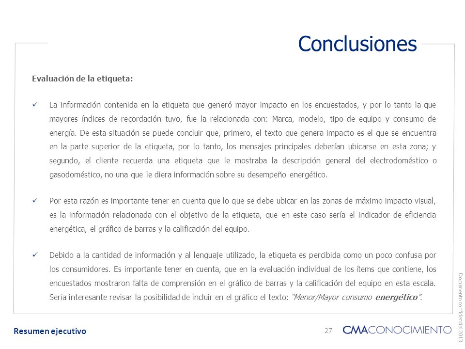 Grozgig Conclusiones Resumn Ejecutivo Ideen Beispiel Business