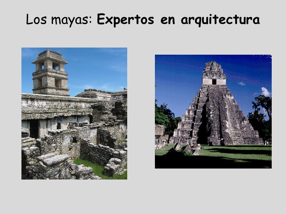 M xico ppt descargar for Civilizacion maya arquitectura