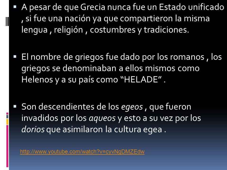 Los griegos ppt descargar for Costumbres de grecia