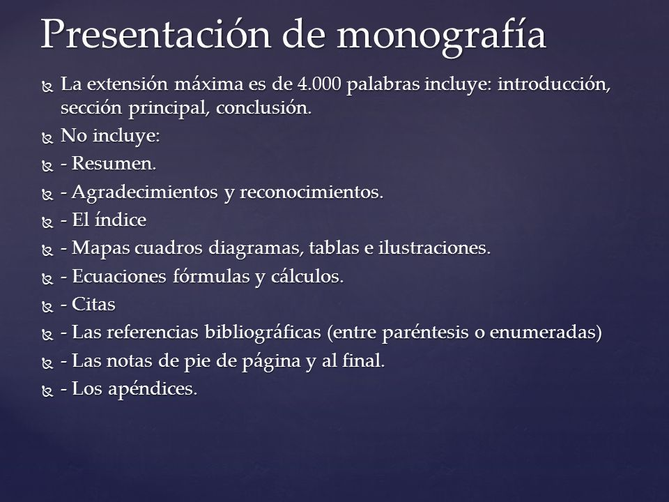 Tema de monografia