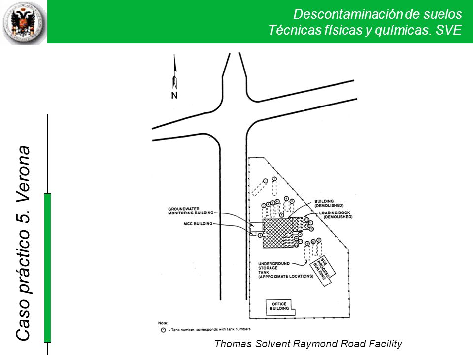 Thomas Solvent Raymond Road Facility