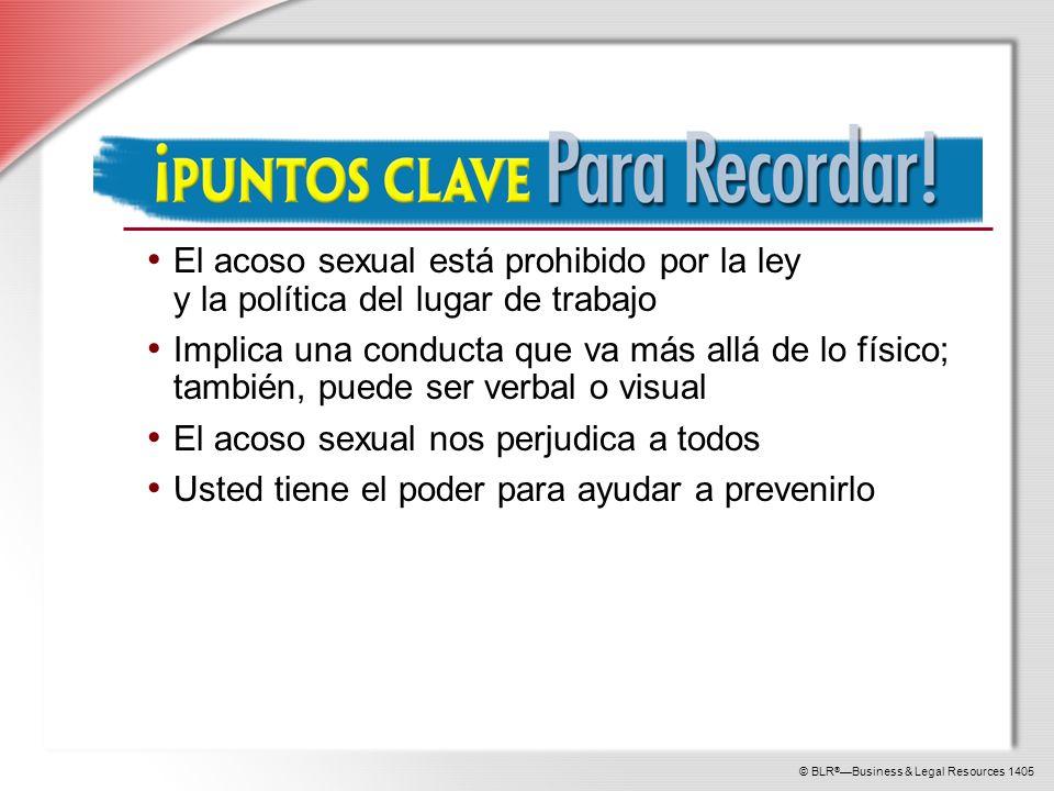 Leyes de acoso sexual