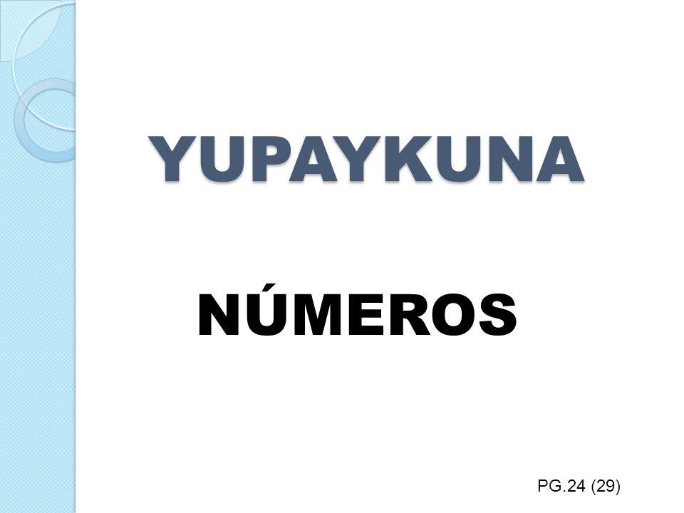 YUPAYKUNA NÚMEROS PG.24 (29)