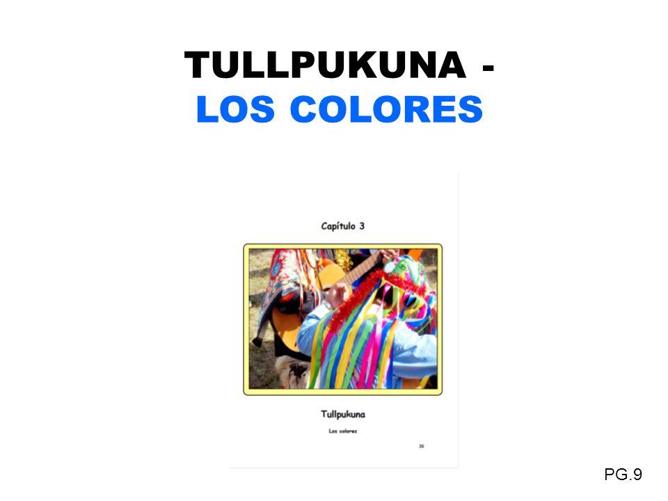 TULLPUKUNA - LOS COLORES