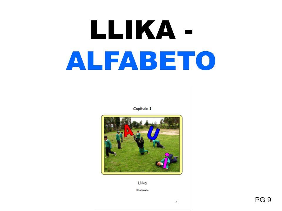 LLIKA - ALFABETO PG.9