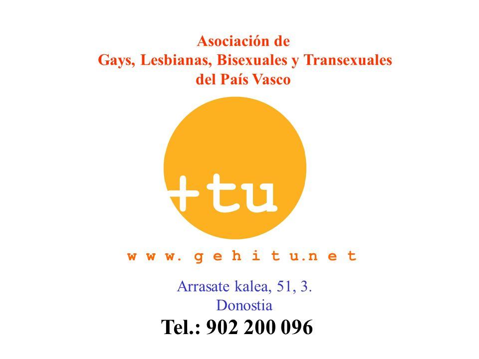 Gays, Lesbianas, Bisexuales y Transexuales