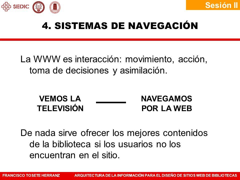 4. SISTEMAS DE NAVEGACIÓN