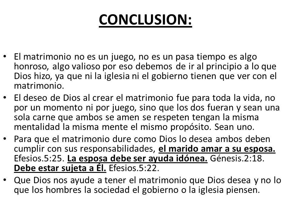 Matrimonio Romano Conclusion : Tema jesus enseÑa sobre el matrimonio texto marcos
