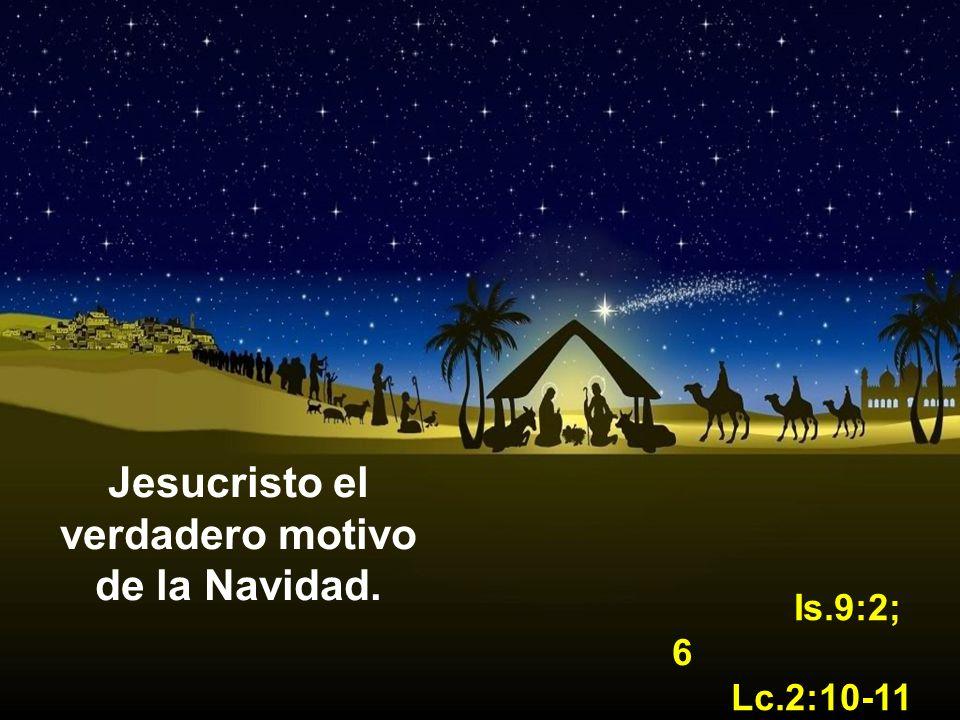 Fotos De Navidad Con Jesus.Jesucristo El Verdadero Motivo De La Navidad
