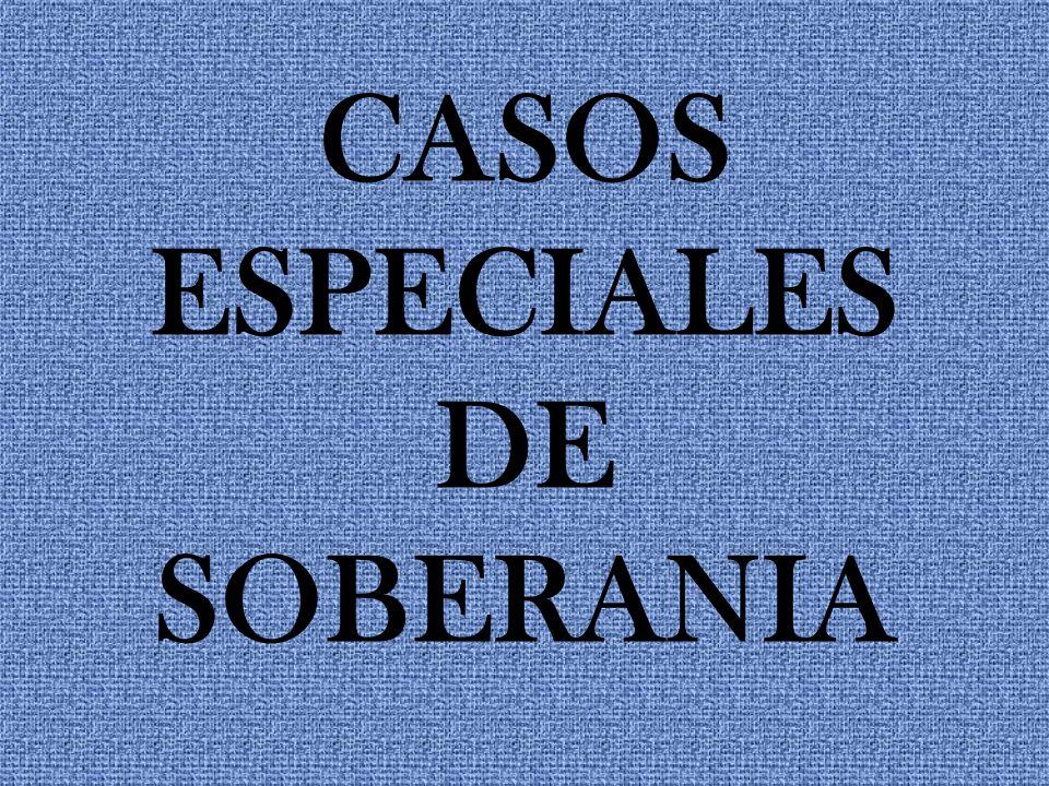 Casos especiales de soberania ppt descargar - Casas especiales ...