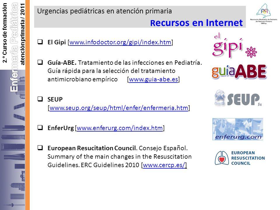Urgencias pediátricas en atención primaria - ppt descargar