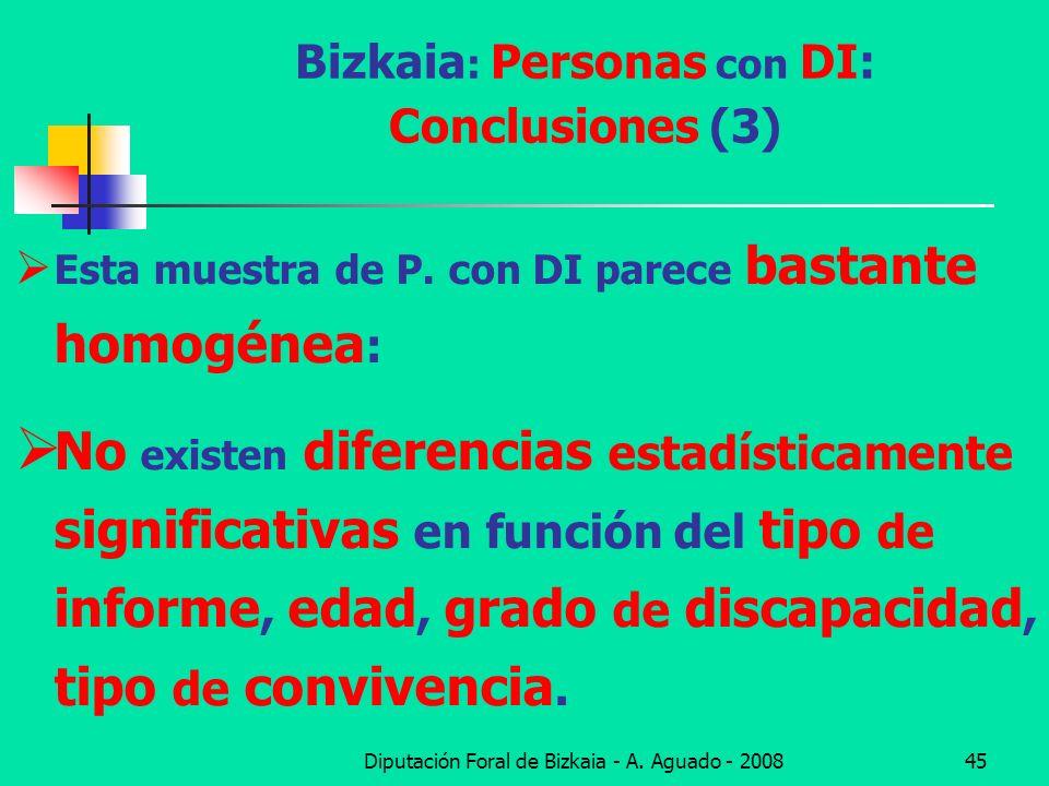 Bizkaia: Personas con DI: Conclusiones (3)