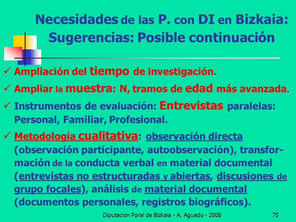 Diputación Foral de Bizkaia - A. Aguado - 2008
