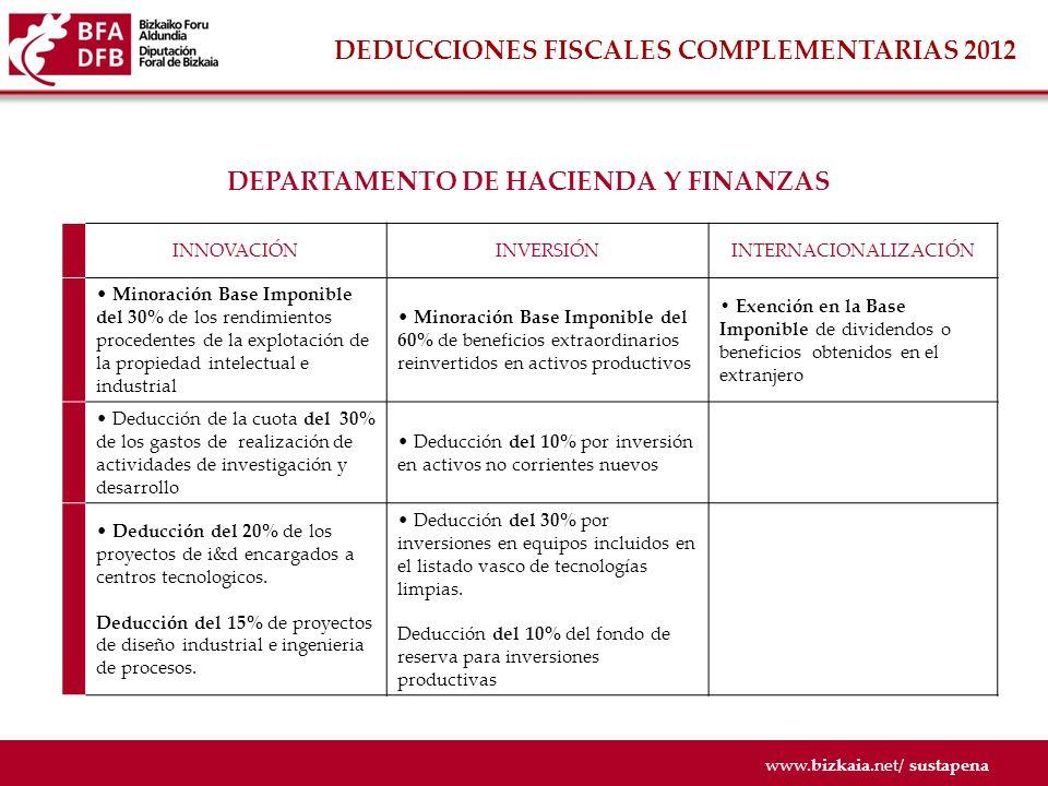 DEPARTAMENTO DE HACIENDA Y FINANZAS
