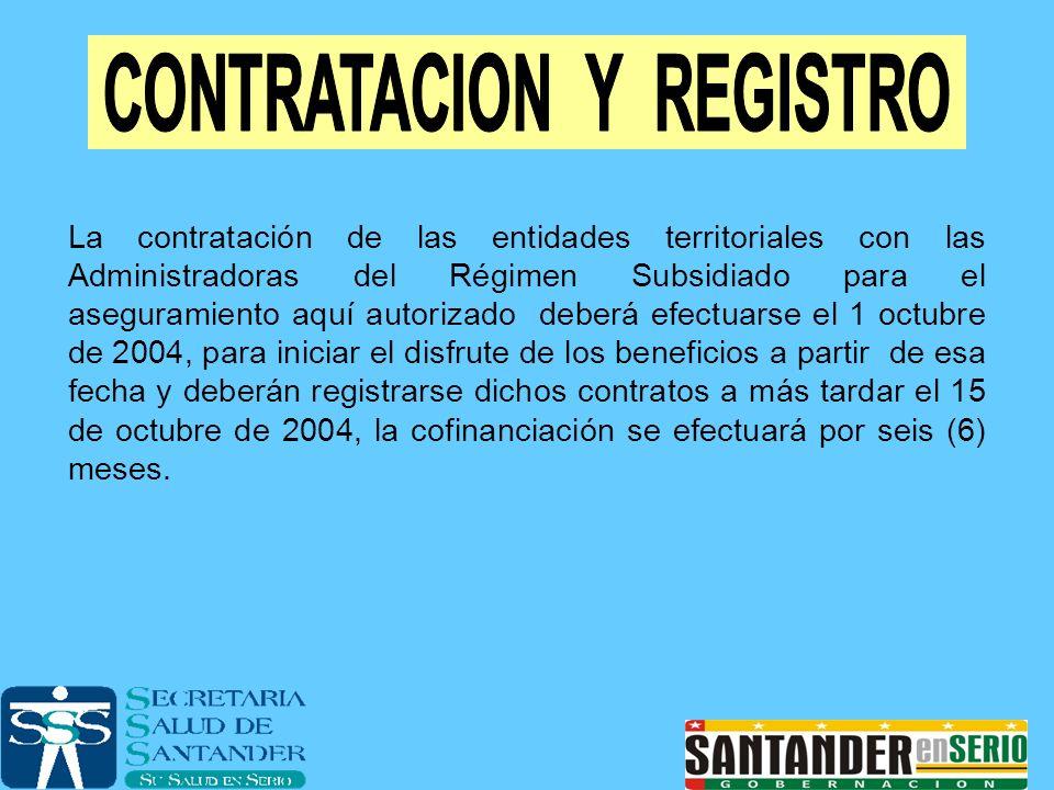 CONTRATACION Y REGISTRO