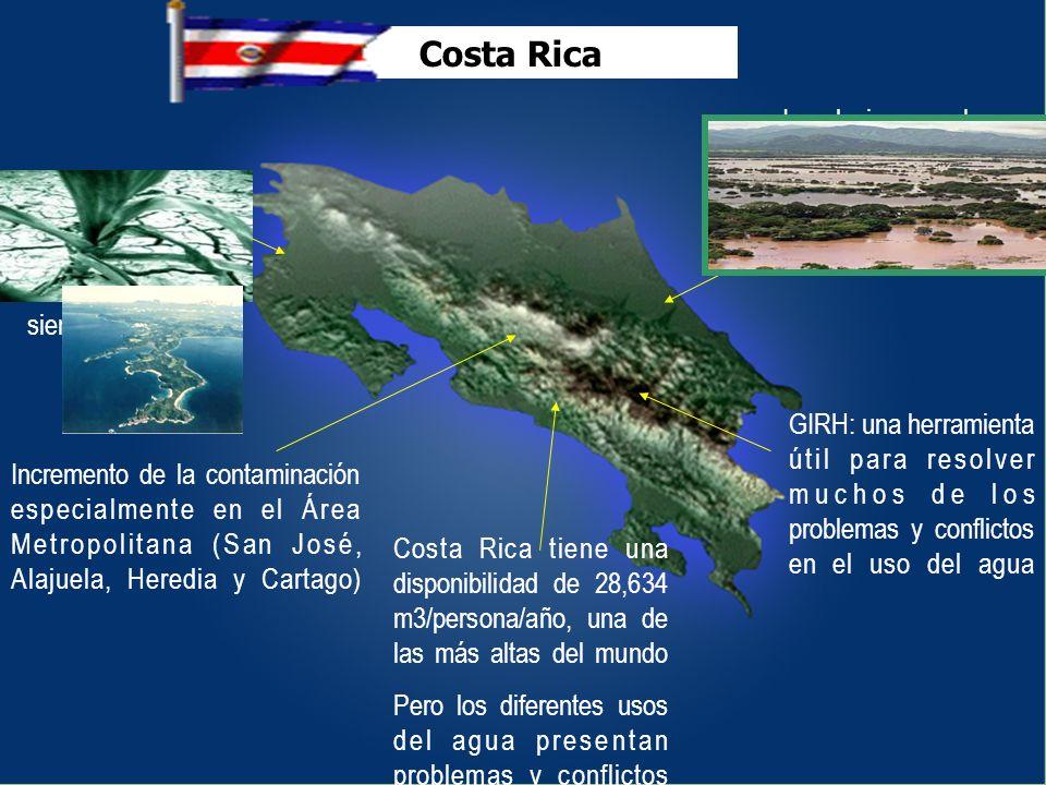 Inundaciones en la Costa Atlántica