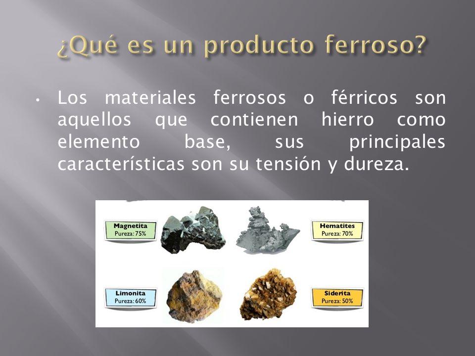 Metales ferrosos ppt descargar qu es un producto ferroso urtaz Image collections