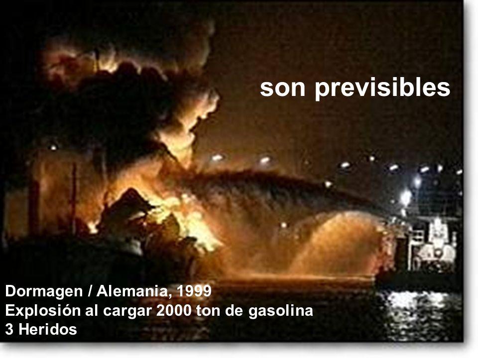 son previsibles Dormagen / Alemania, 1999