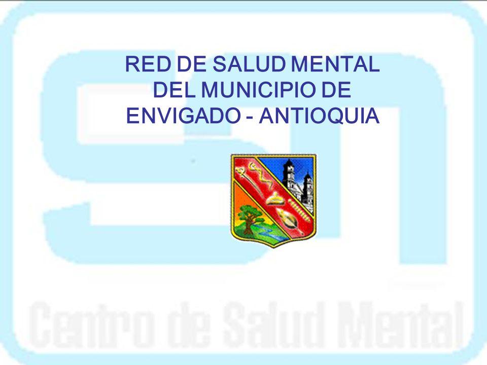 DEL MUNICIPIO DE ENVIGADO - ANTIOQUIA