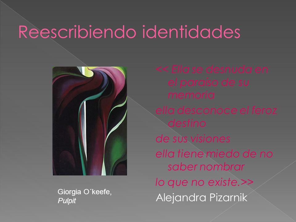 Reescribiendo identidades