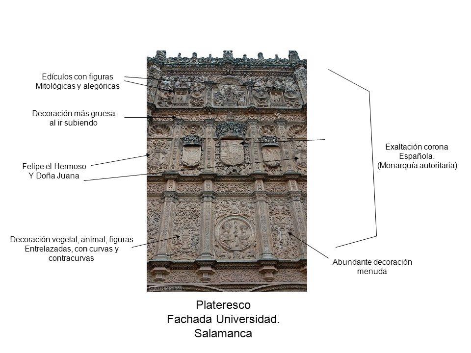 Renacimiento espa ol arquitectura ppt descargar for Universidades que ofrecen arquitectura