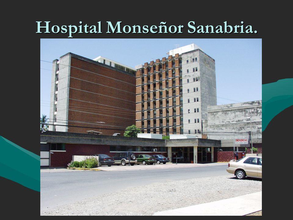 Hospital Monseñor Sanabria.