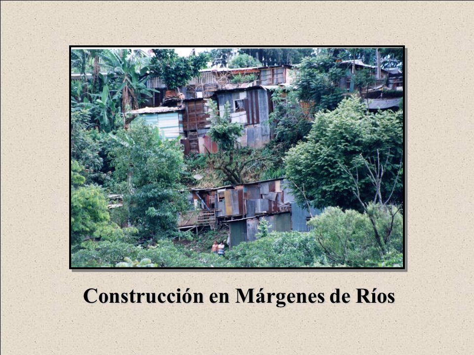 Construcción en Márgenes de Ríos