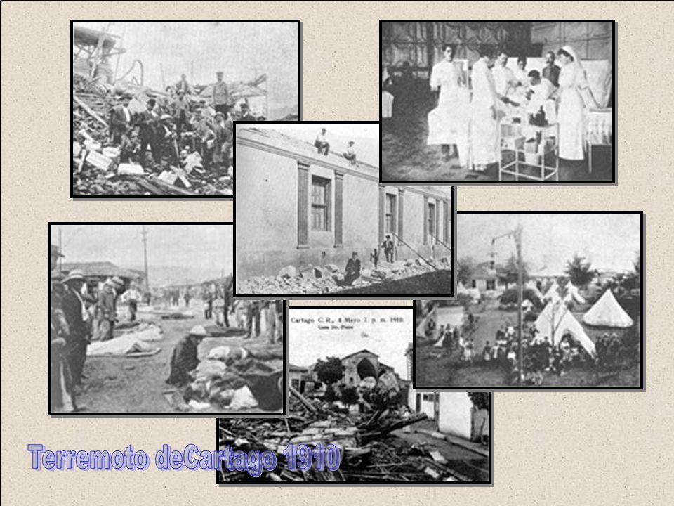 Terremoto deCartago 1910