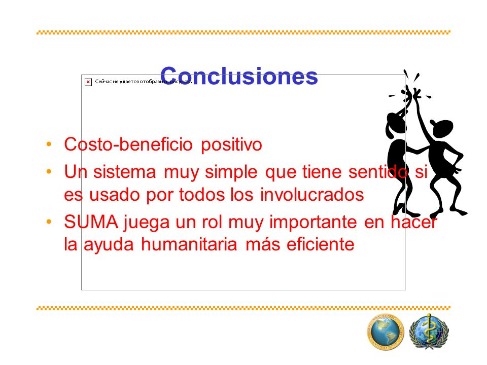 Conclusiones Costo-beneficio positivo