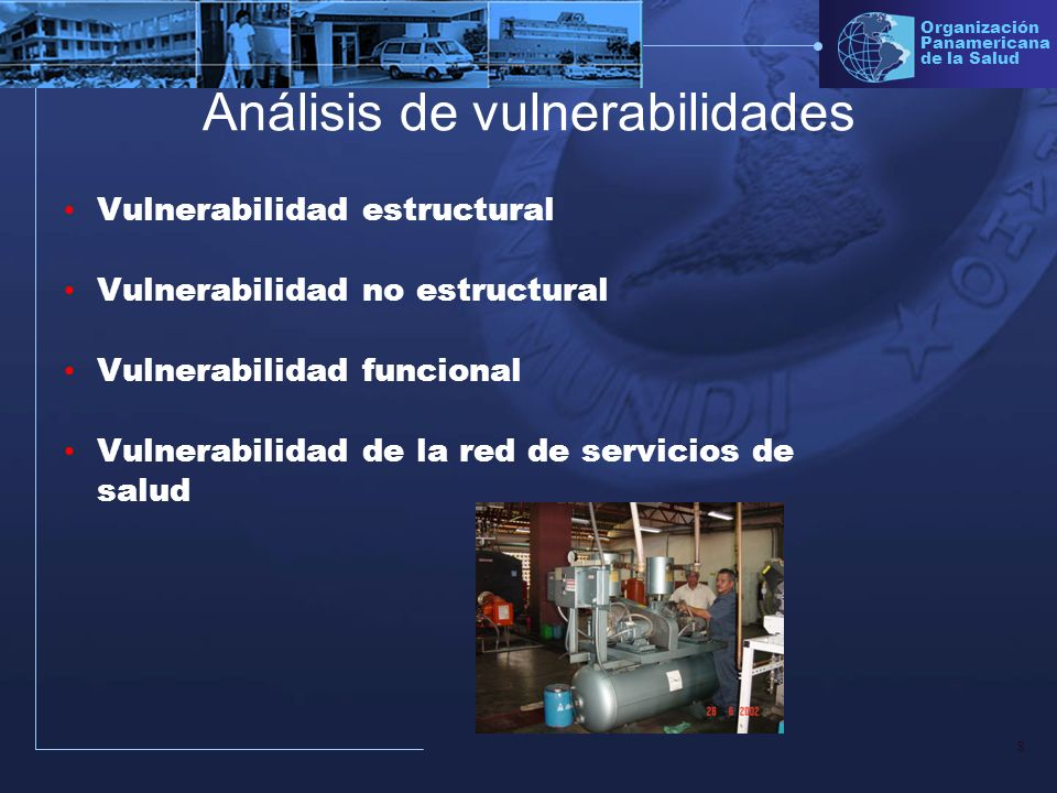 Análisis de vulnerabilidades