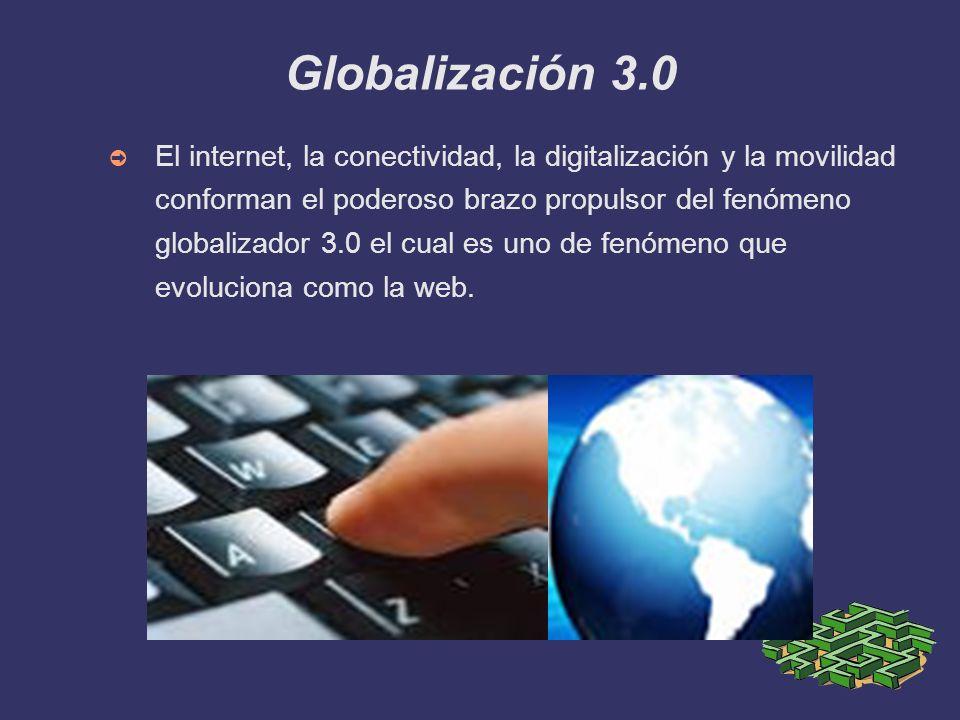 Globalización 3.0
