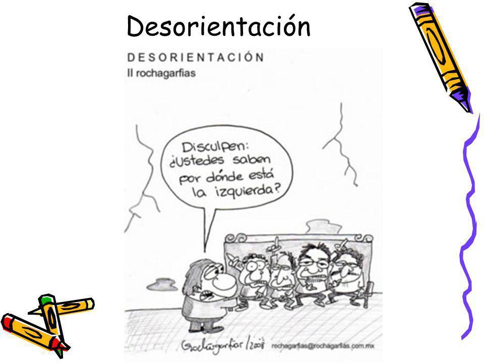 Desorientación